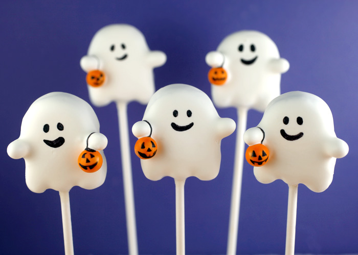 Cake pops per Halloween * Halloween cake pops round up