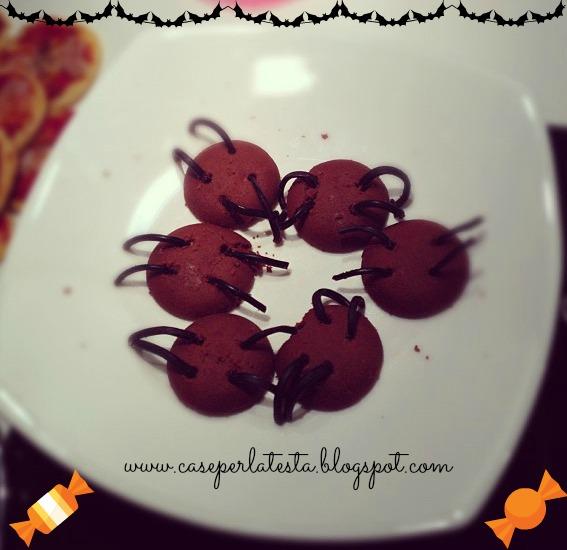 Biscotti_ragno_Halloween