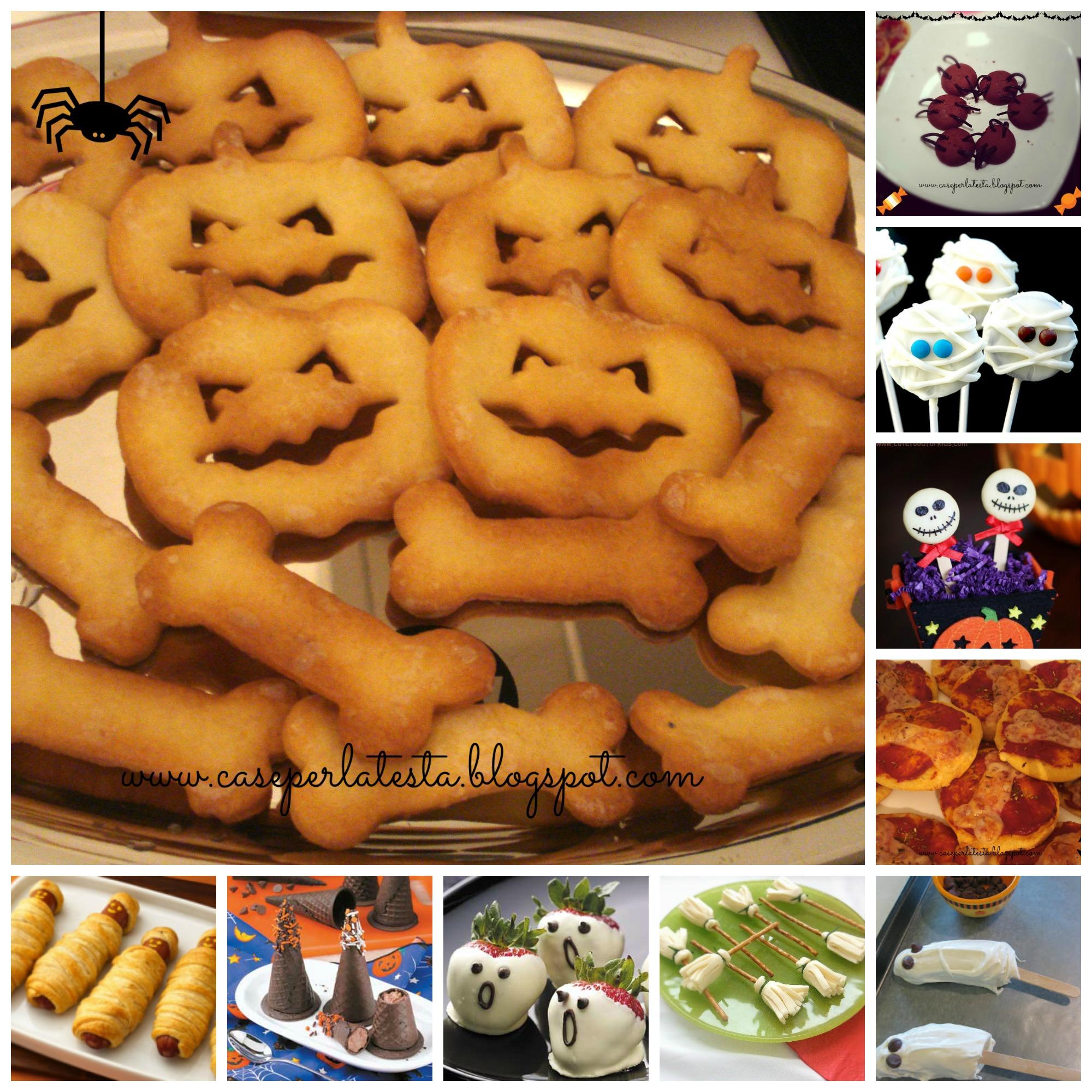Le 10 migliori ricette per halloween facilissime the for Ricette facilissime