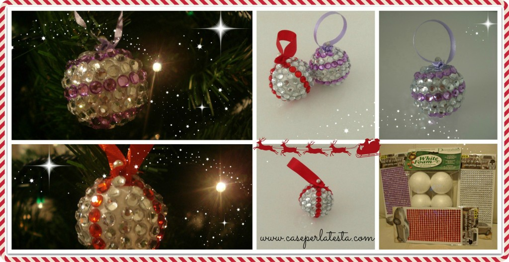 Fake_swarovski Christmas tree ball