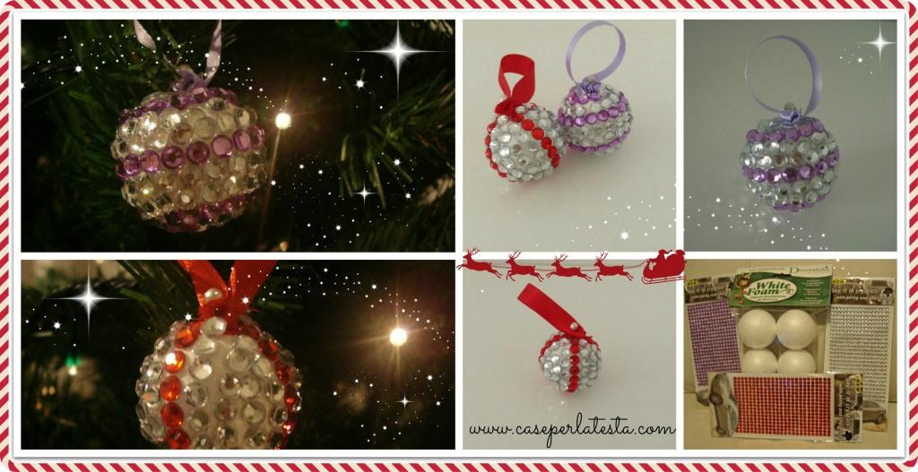Fake_swarovski Christmas tree ball