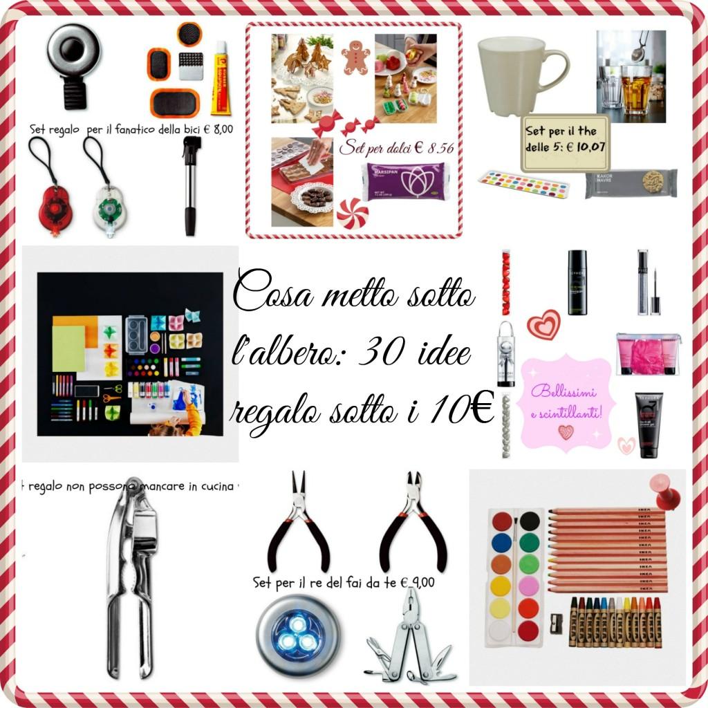 idee regalo sotto 10€