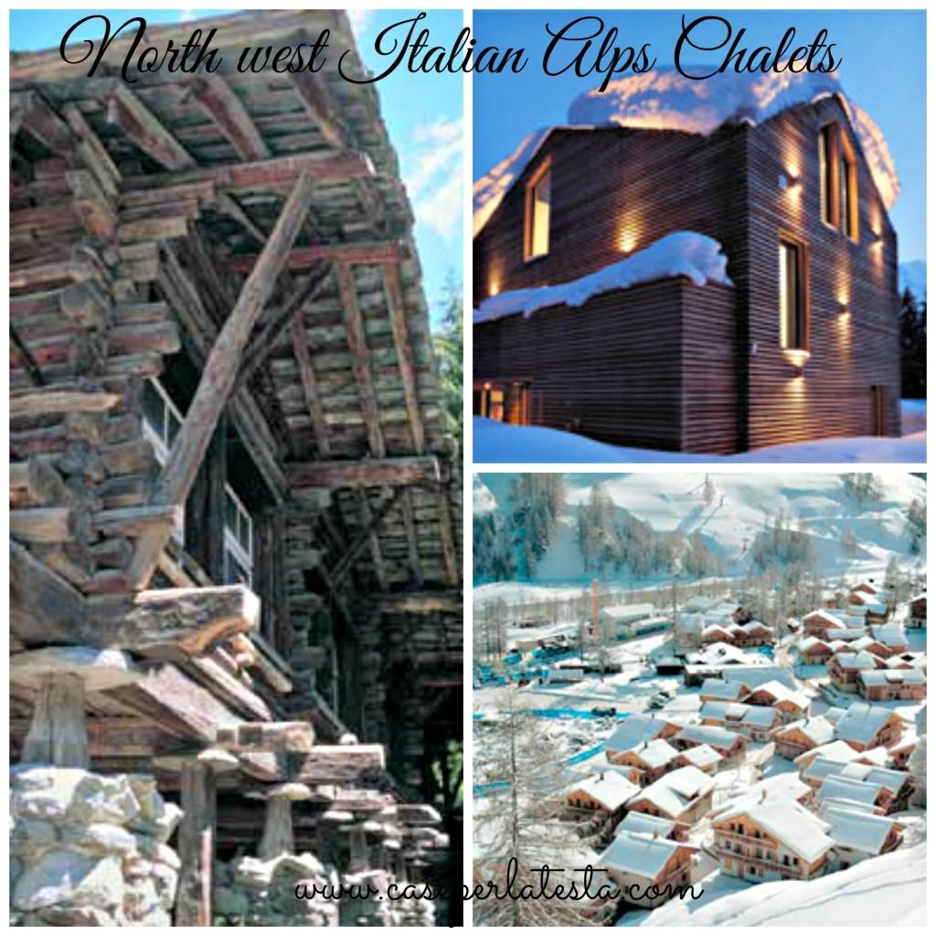 immagini case di montagna