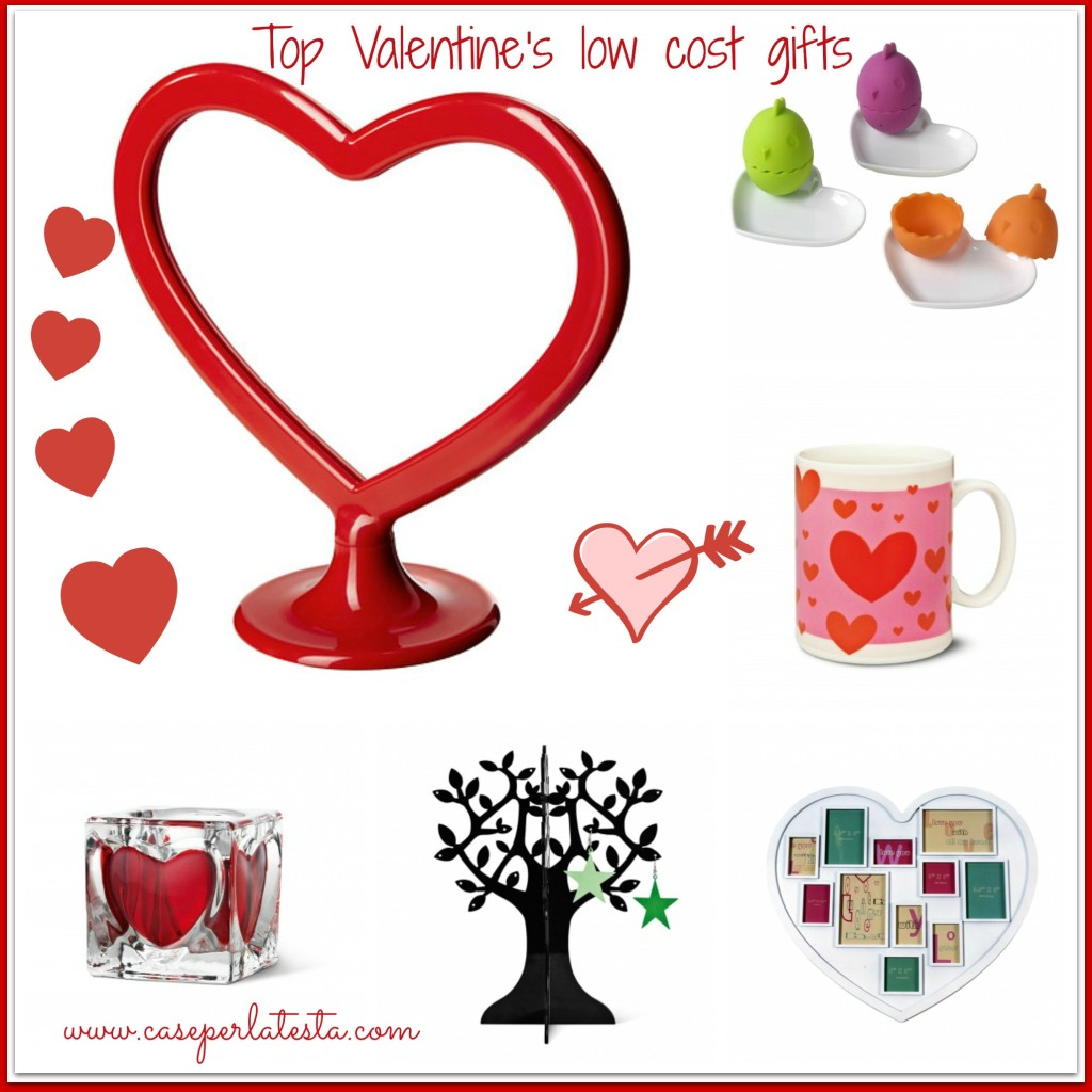 vALENTINE'S LOW COST GIFTS