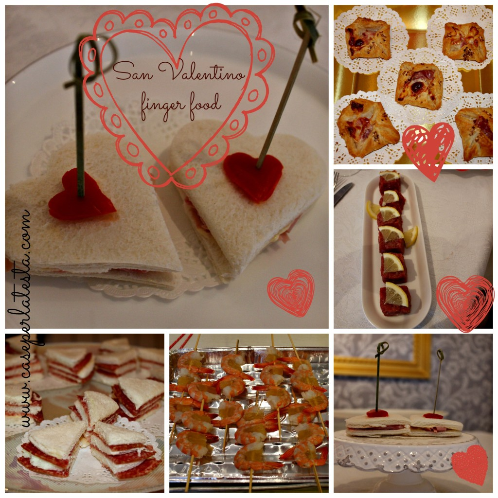 finger food san valentino