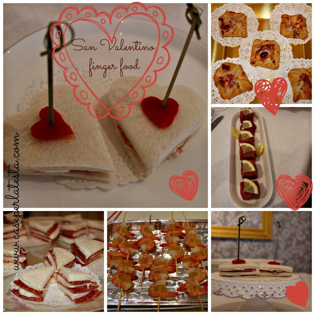 finger food san valentino