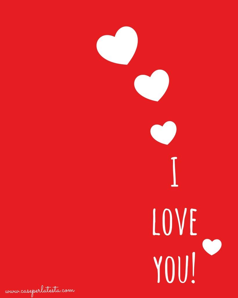 poster san valentino