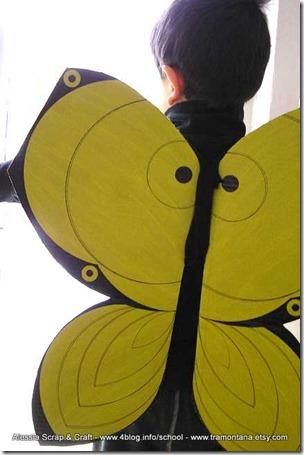 butterly costume