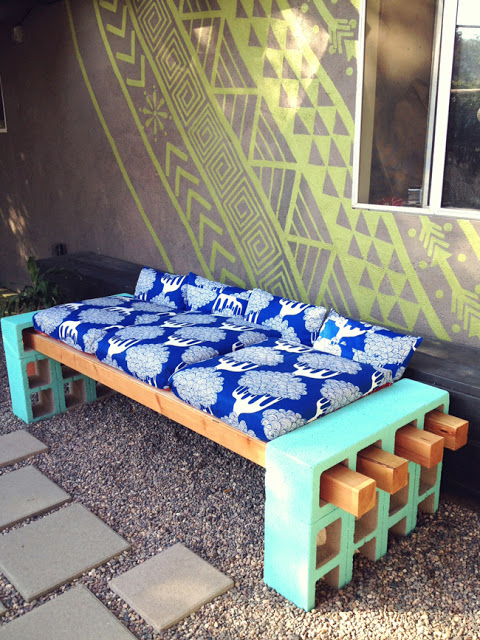 outdoor seating_diy