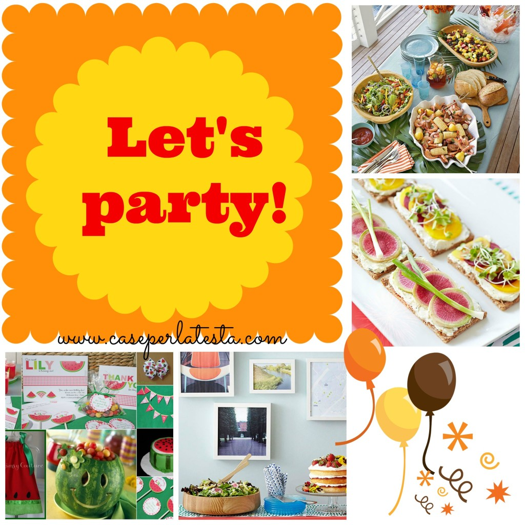 #Summer party