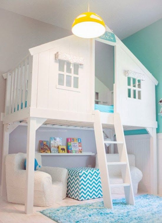 Top 10 letti a casetta per bambini * top 10 treehouse beds for ...