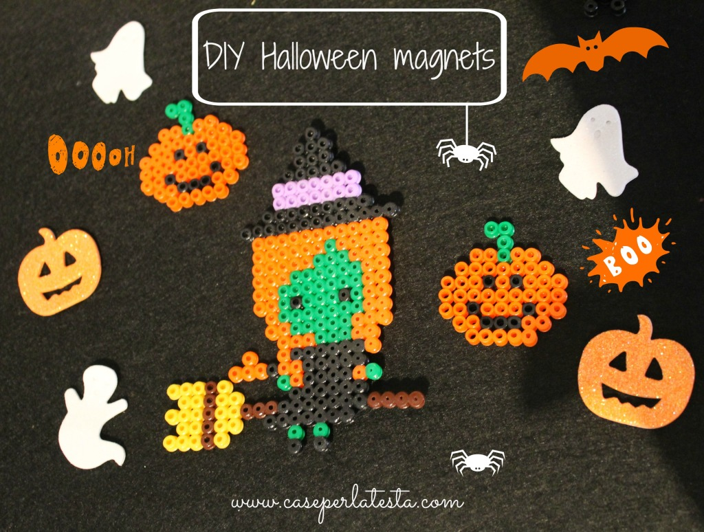 Foto Di Halloween.Diy Magnetini Per Halloween Diy Halloween Magnets