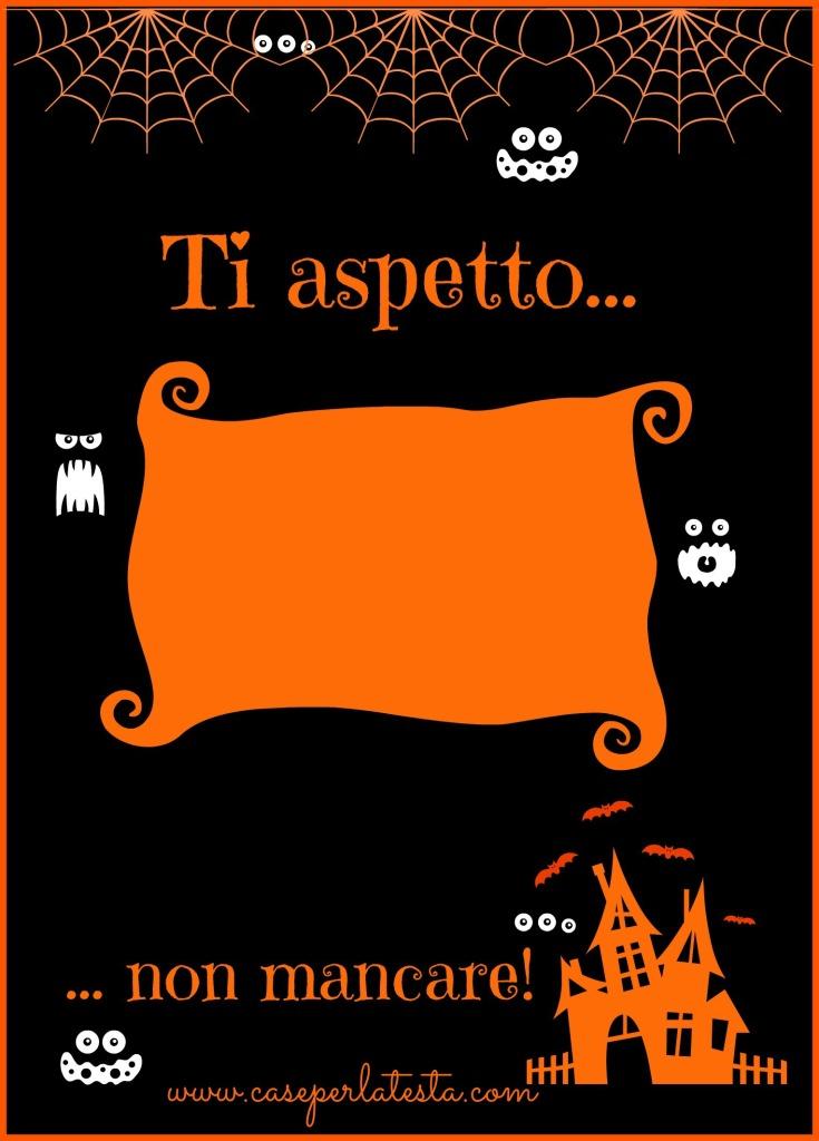 halloween invito