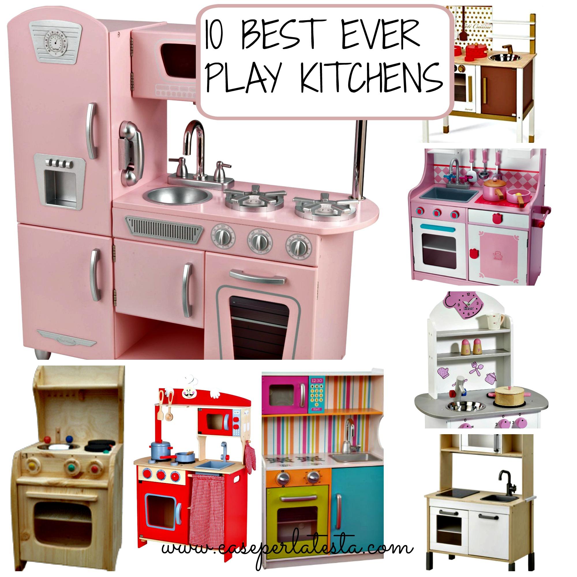 Le 10 migliori cucine giocattolo in legno top 10 best - Le migliori cucine ...