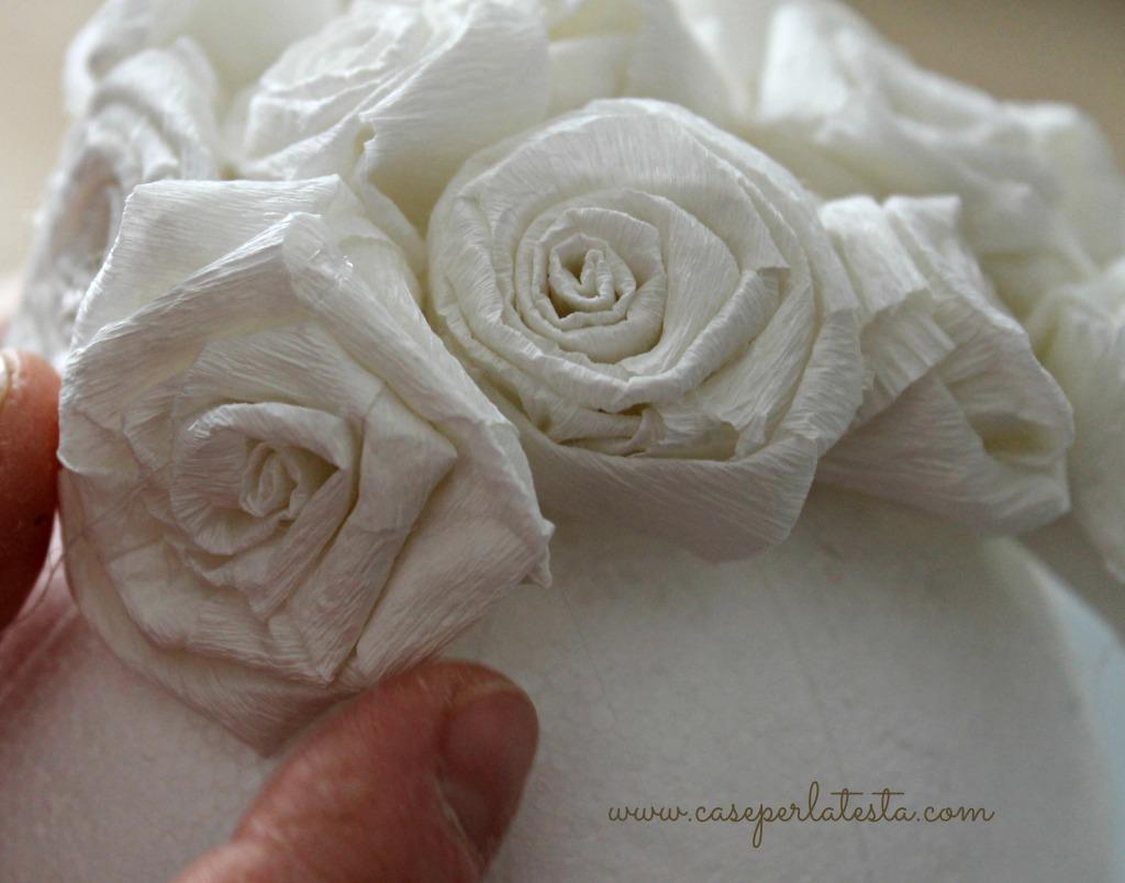 #DIY #paperrose