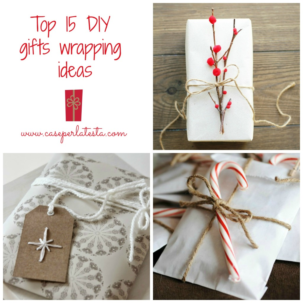 #DIY#gift#wrapping#ideas