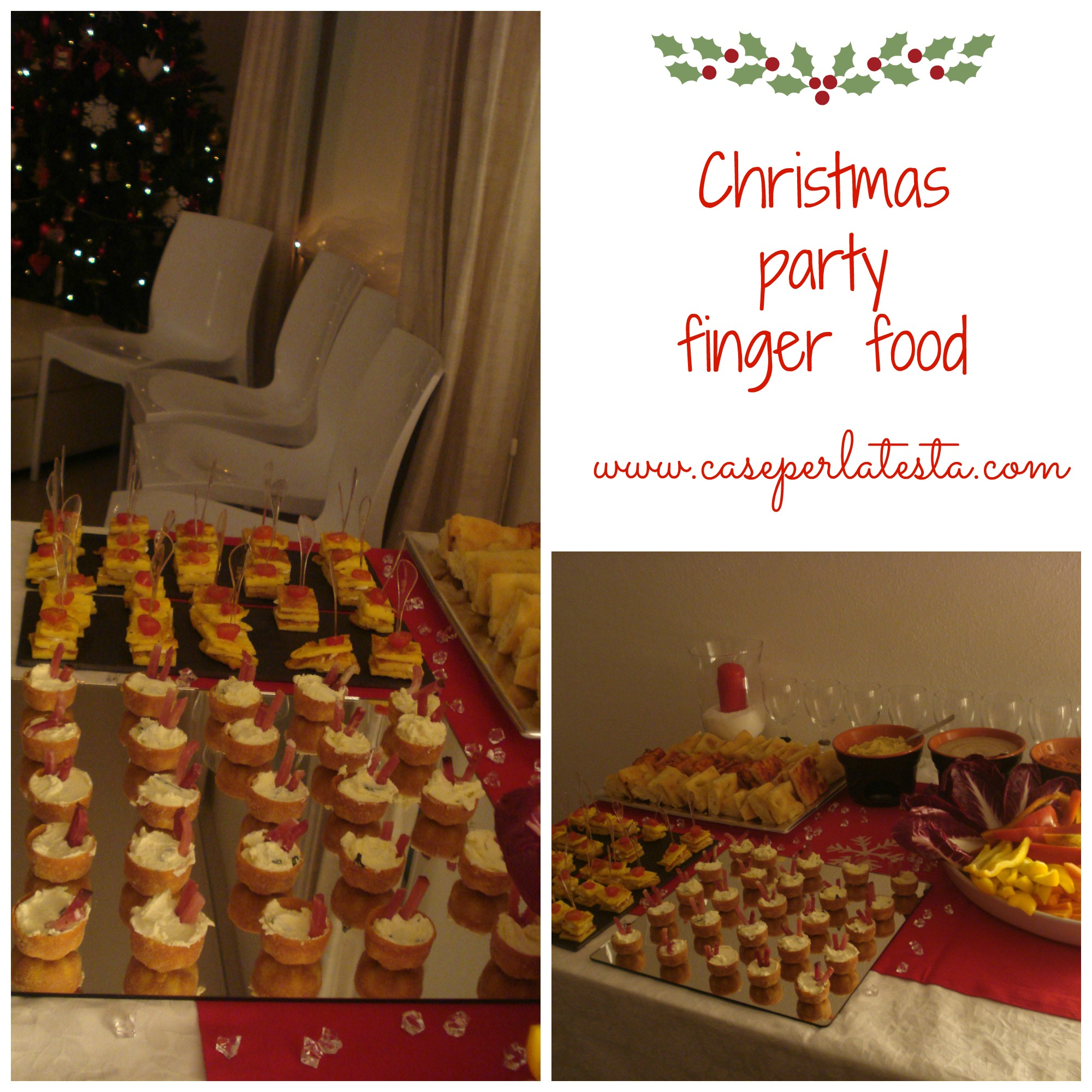 xmas party finger food low cost caseperlatesta. Black Bedroom Furniture Sets. Home Design Ideas
