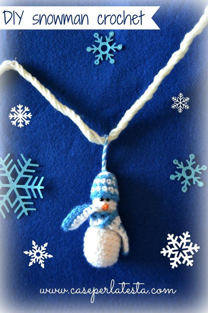 #crochet #snowman #diy #frozen