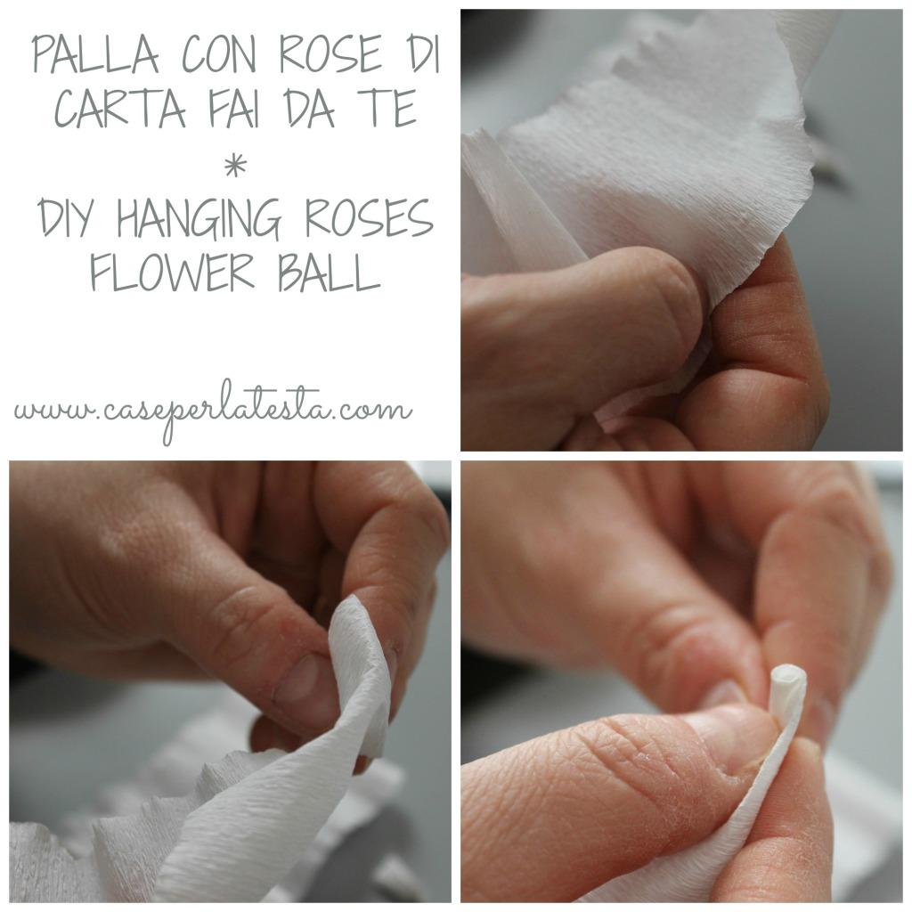 #paperrose #ball #DIY