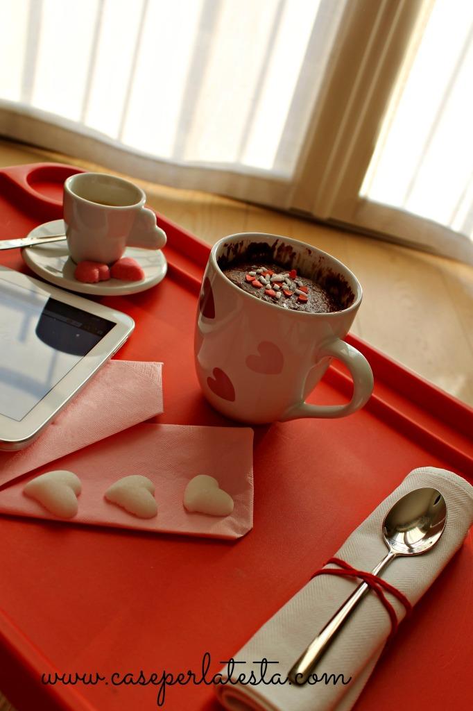 colazione di san valentino