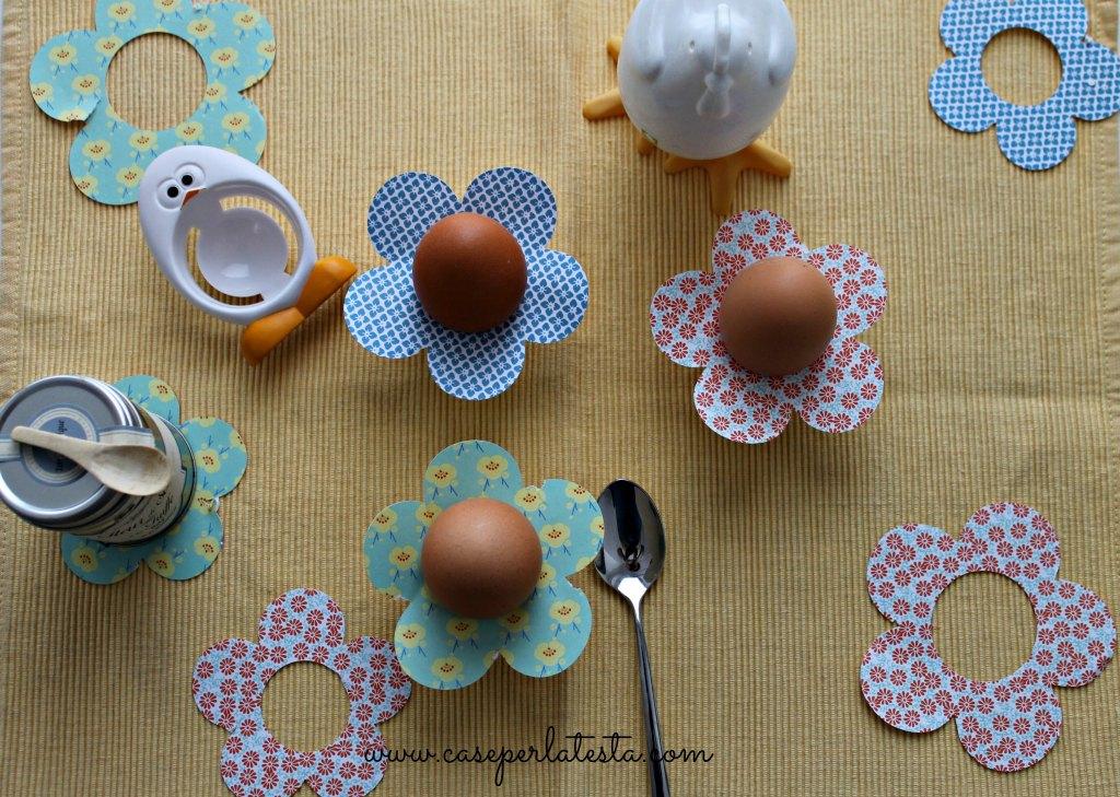 Porta uovo in carta in 5 39 diy 5 39 paper egg holder - Porta pranzo tiger ...