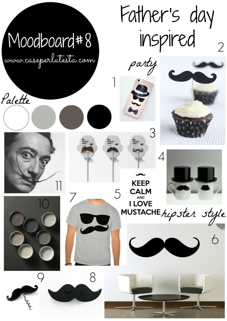 Moodboard#8_Father's day inspired
