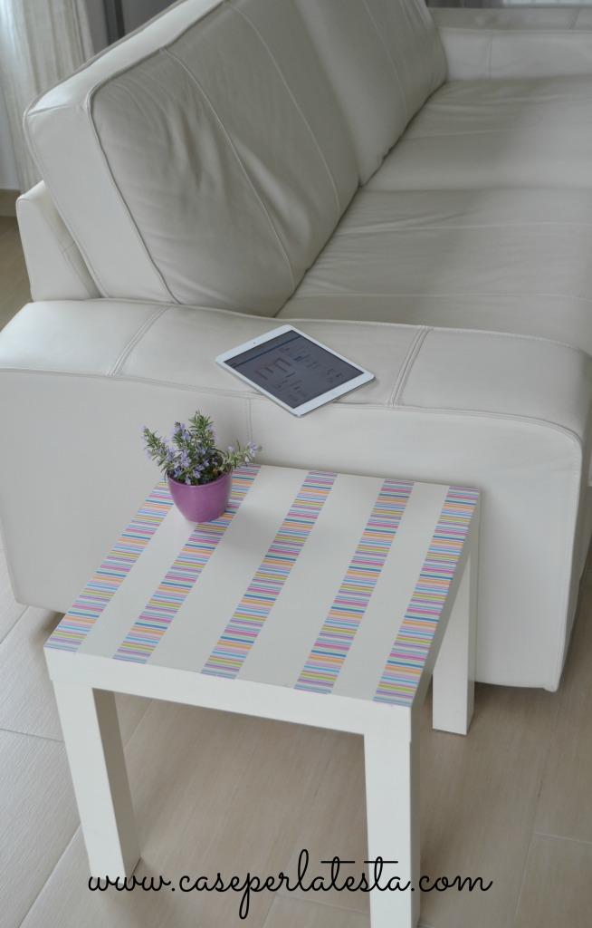 Come trasformare un tavolino ikea lack in 10 minuti how - Fornelli a induzione ikea ...