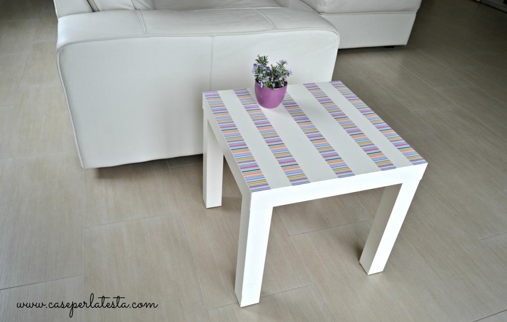 Tavolino Lack Bianco Ikea.Come Trasformare Un Tavolino Ikea Lack In 10 Minuti How To