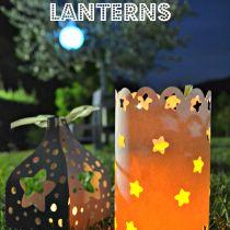 diy paper lantern free printable