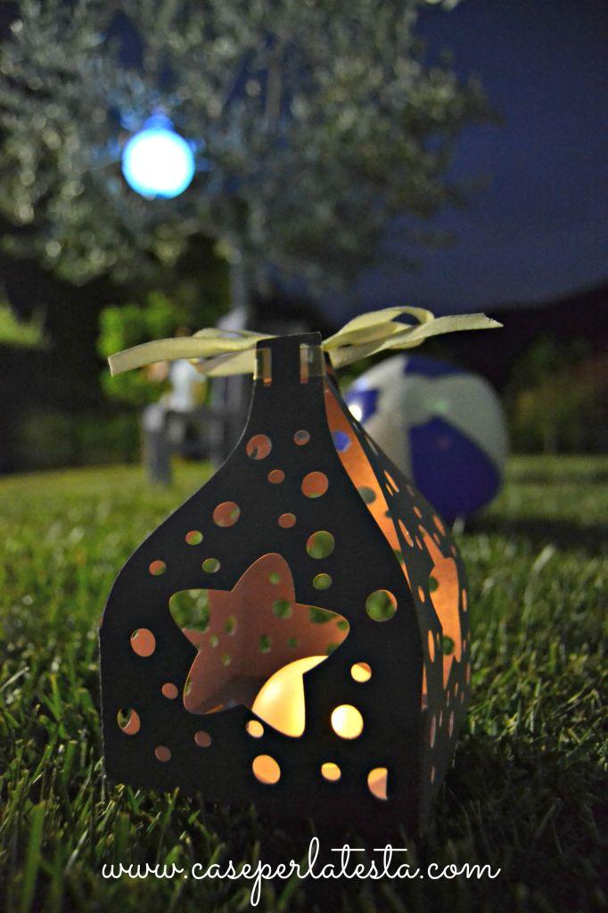lanterne di carta fai da te