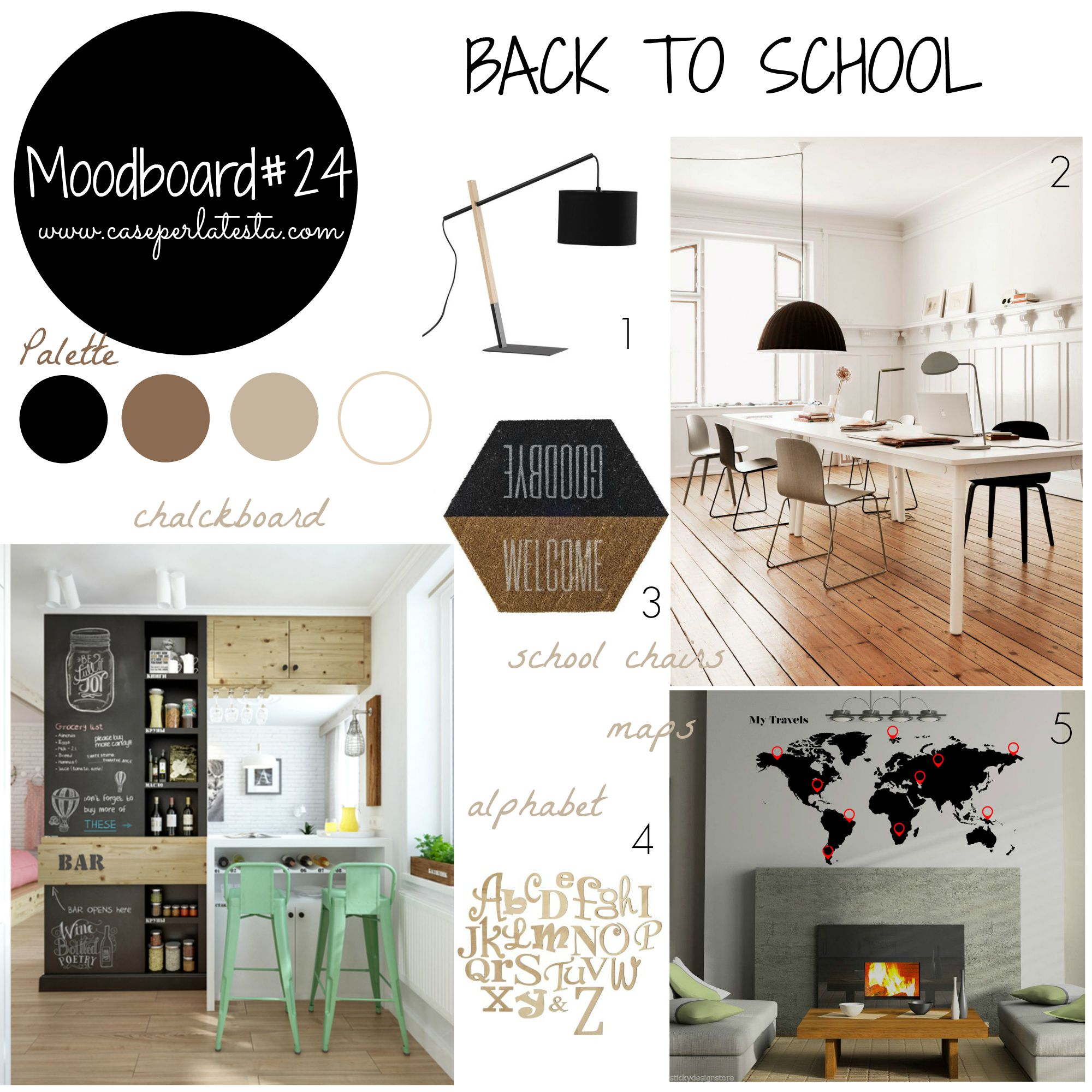 Moodboard#24-Back to school