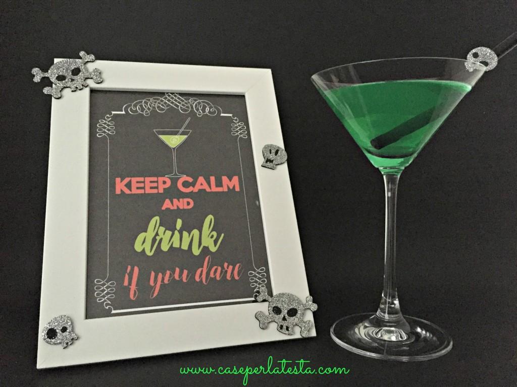 cocktail infiammabile