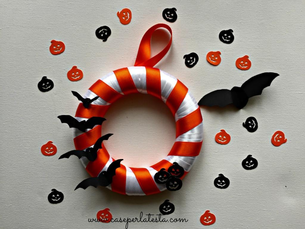 coroncina halloween
