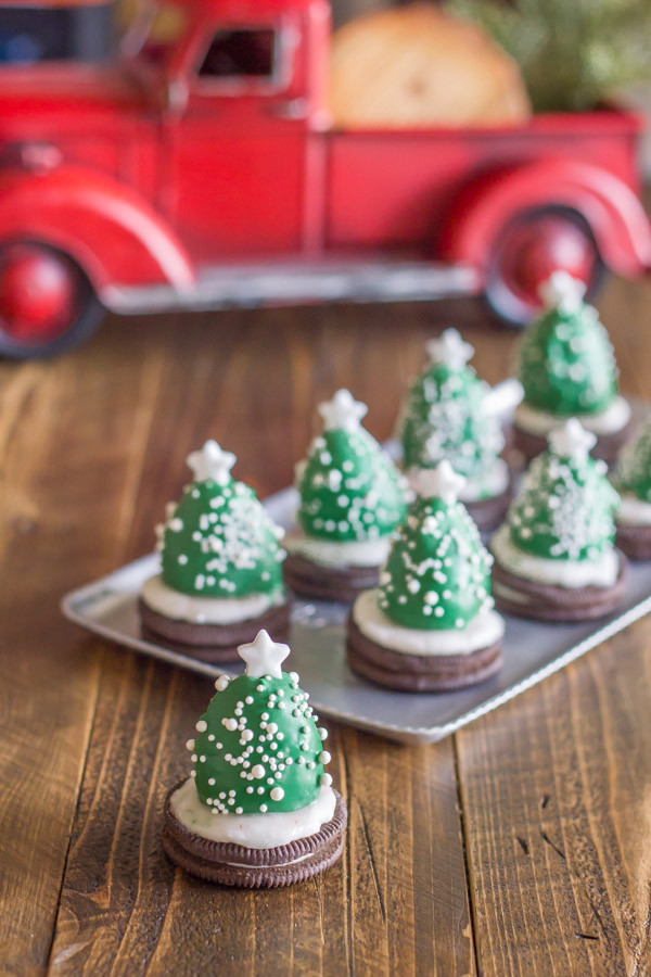 Chocolate-Covered-Strawberry-Christmas-Trees-4
