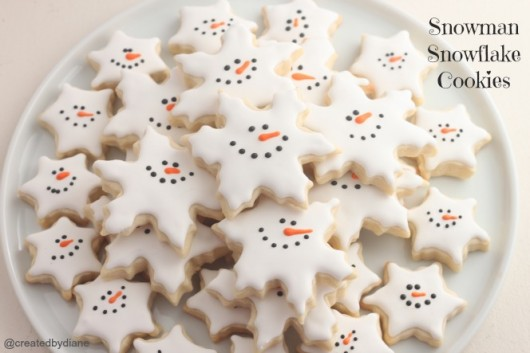 Snowman-Snowflake-Cookies-530x353