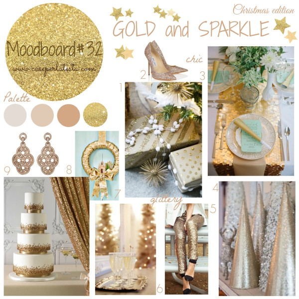 Moodboard#32_gold_and_sparkle