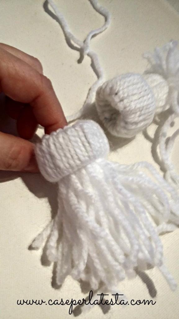 cappellino lana