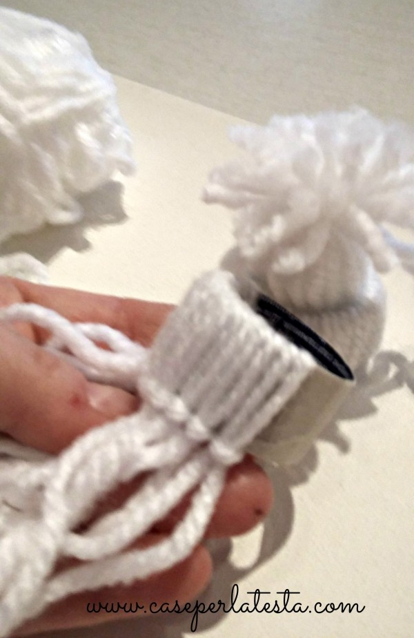 little wool hat