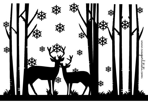 reindeer paper lantern-page-001