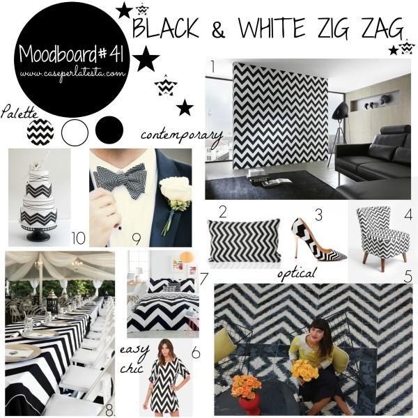 Moodboard#41_Black_&_white_zig_zag