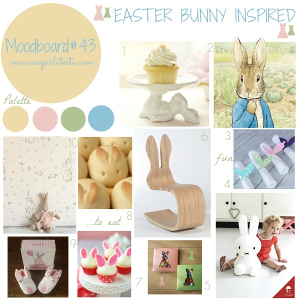 Moodboard#43_Easter_bunny_inspired