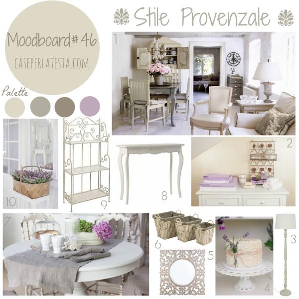 Moodboard#45_Stile_Provenzale