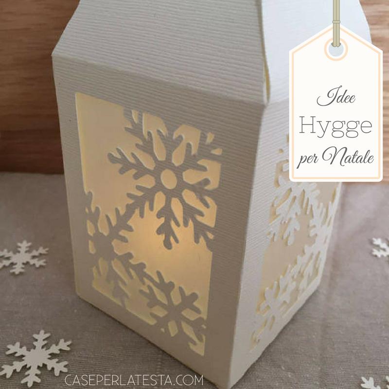Lanterna Di Natale Fai Da Te Caseperlatesta